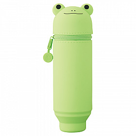 LIHIT LAB Punilabo Stand Pen Case - Frog (Limited Edition)