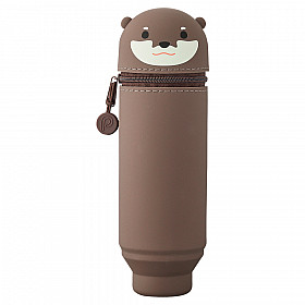 LIHIT LAB Punilabo Stand Pen Case - Otter (Limited Edition)