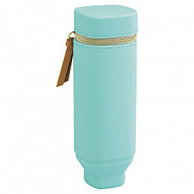 LIHIT LAB Bloomin Stand Pen Case - Mint Green