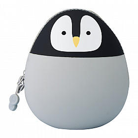 LIHIT LAB Punilabo Egg Pouch - Big Size - Penguin