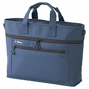 LIHIT LAB ALTNA Stand Business Bag - Blue
