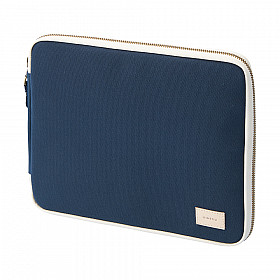 LIHIT LAB HINEMO Stand Pouch - M Size - Blue
