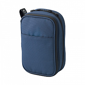 LIHIT LAB ALTNA Tool Pouch Pen Case - Extra Large - Blue