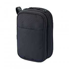 LIHIT LAB ALTNA Tool Pouch Pen Case - Extra Large - Black
