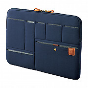LIHIT LAB ALTNA Carrying Sleeve - Large Size - Blue