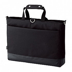 LIHIT LAB Smart Fit Actact Bag - Horizontal Type - Black