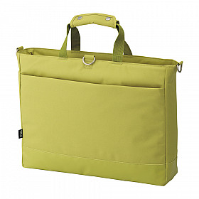 LIHIT LAB Smart Fit Actact Bag - Horizontal Type - Green