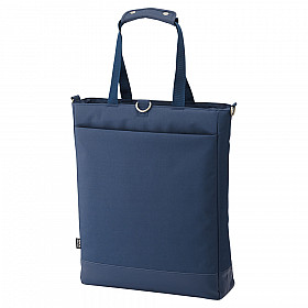 LIHIT LAB Smart Fit Actact Bag - Vertical Type - Blue
