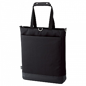 LIHIT LAB Smart Fit Actact Bag - Vertical Type - Black