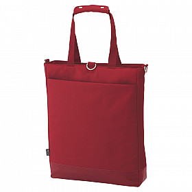 LIHIT LAB Smart Fit Actact Bag - Vertical Type - Red