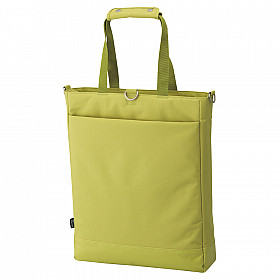 LIHIT LAB Smart Fit Actact Bag - Vertical Type - Green