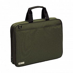 LIHIT LAB Smart Fit Bag - B4 Size - Green