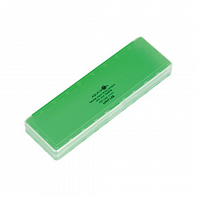LIHIT LAB Aqua Drops Pen Case - Green