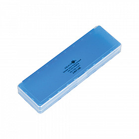 LIHIT LAB Aqua Drops Pen Case - Blue